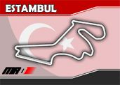 6º Estambul - 15 Laps - 11 de Octubre