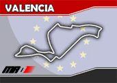 7º Valencia - 23 laps - 18 de Octubre