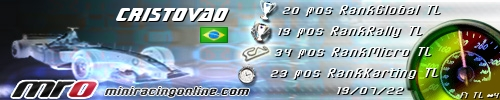 3ª Etapa - Monza - GP2 Cristovao