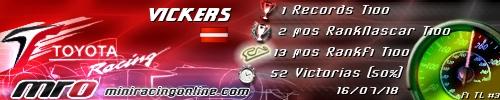 6ª etapa - Estoril Vickers
